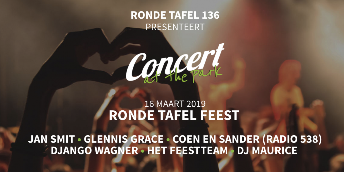 Concert at the Park - 16 maart 2019